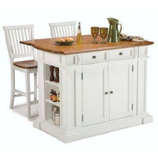 Home Kitchen Island Bar Stools Chair Seats Cabinet Storage Counter