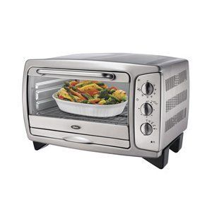 Oster Convection Oven Toaster Kitchen High Quality 6 Slice XL