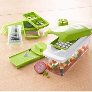 Fruit Vegetable Nicer Dicer Kitchen Tools Cutter Plus Chop Peeler