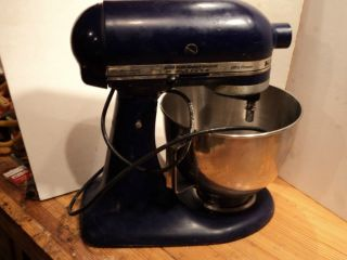 KitchenAid Ultra Power Mixer Model KSM90
