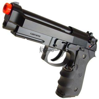 KJ Works KJW M9 Tactical PTP Airsoft Soft Air Pistol Gun Gas Blowback