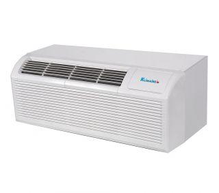 9000 Btu Klimaire PTAC Air Conditioner Heat Pump 3kW Backup Heater 220