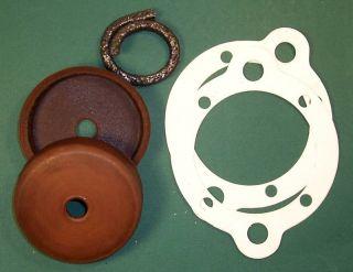 New Vacuum Pump Rebuild Kit for Older Kluge Letterpress