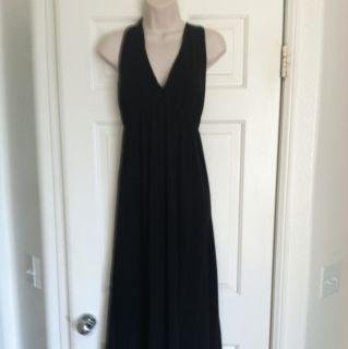 Loved by Heidi Klum Maternity Maxi Dress Black Size L