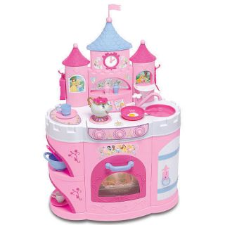 Disney Princess Royal Talking Princess Kitchen Colors Vary