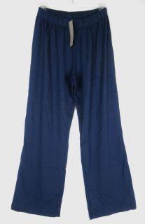 Gillian Gray Womens Modern Knit Pant Indigo Blue XL 512F 510028