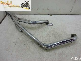 93 Harley Davidson FXR Super Glide Exhaust Muffler System