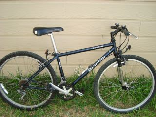 Bianchi Kodiak Campione Del Mundo Mountain Bike Bicycle