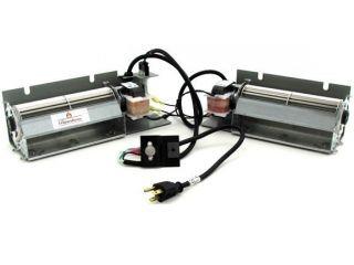 600 1 Blower Fan Kit for Kozy Heat Fireplaces