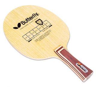 Butterfly Korbel Table Tennis Blade Off