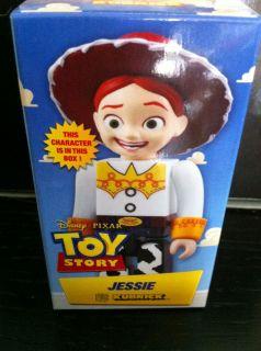 Toy Story Jessie Kubrick Medicom figure Andy Sid Kubrick Disney Pixar