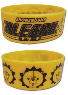 Bleach Kon PVC Rubber Bracelet Wristband Anime GE 88006