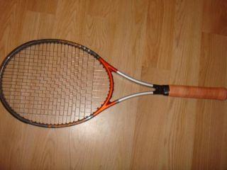 Tennis Head PT 57A Ti Radical Paint Job Racquet Kuerten Calf Skin