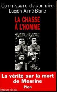 Jacques Mesrine La Chasse À L'Homme 2002 New