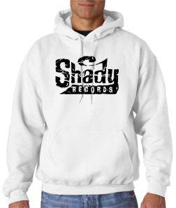 Shady Records Hoodie Eminem Recovery 2 0 Yelawolf Slaughterhouse New