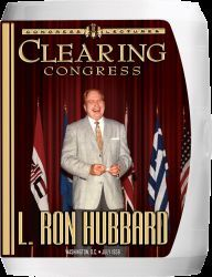 Clearing Congress Lecture Series by L Ron Hubbard 9 CDs