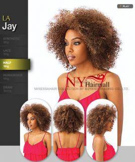 Vanessa Express Weave Half Wig La Jay Afro Type Wig