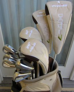 NEW Ladies Complete Golf Full Set Womens Clubs Driver Wood Hybrids