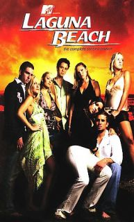 Laguna Beach The Complete Second Season DVD 2006 3 Disc Set