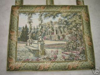 Lake Como Gardens Wall Tapestry Home Decor Brand New