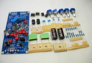 NE5532 volume Treble Alto Bass control Tone board kit 10 times pre amp