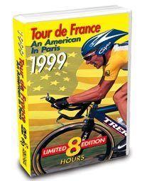 Lance ARMSTRONG 1999 2000 2001 USPS Team Tour de France 14 DVD 23h