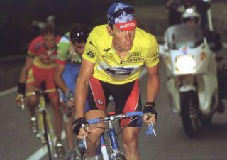 Lance Armstrong Tour de France 1999 Poster USPS
