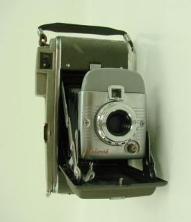 Vtg Old Polaroid Land Camera Film Model 80 Photography Equipment
