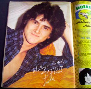 Teen Magazine 70s Boy Pinup Leif Garrett Shaun Cassidy Les McKeown