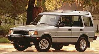 Land Rover Discovery Repair Service Manual 1995 1998