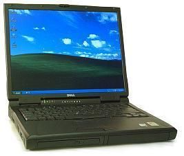 Dell Latitude C840 P4 2 0GHz DVD CDRW WiFi Laptop Notebook