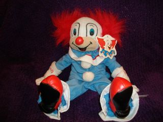 2000 Larry Harmon Bozo The Clown 408027 14 Tall