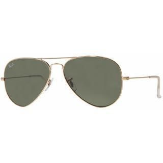 Ray Ban Aviator Large Metal Sunglasses 62mm GEP W