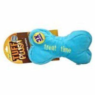 Booda Dog Cat Toys Tuff Plush Cookie Cutters Bone Large