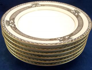 Japan Hand Painted Large Soup Bowl Gold Encrusted Bowls Flowers