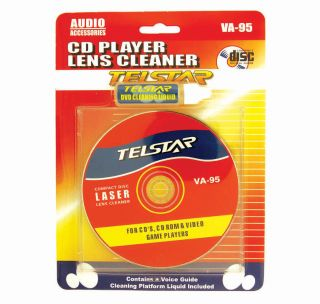 Laser Lens Cleaner for CD RW DVD RW PS2 PS3 M x Box