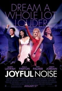 Joyful Noise Original Movie Poster Dolly Parton Queen Latifah