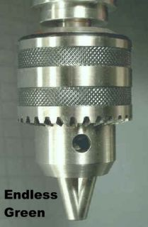 MT1 13mm Chuck Fits MT 1 Lathe Tailstock Low Price