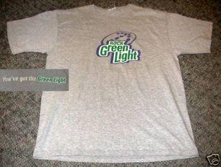 Rolling Rock Green Light Beer T Shirt Large Latrobe PA