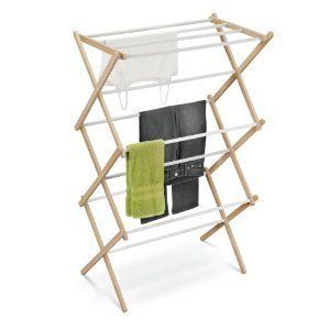 Honey Can do Collapsible Folding Laundry Clothes Air Dry Drying Rack