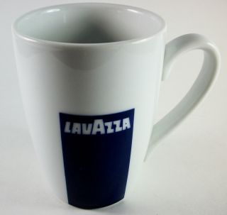 Set of 4 Lavazza Oneida Porcelain Cappuccino Mug Coffee Cups