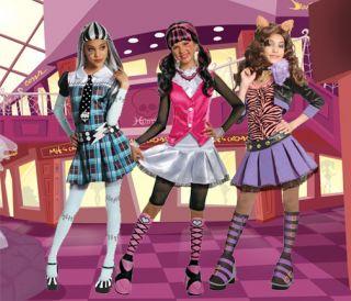 Child Toy Dolls Monster High Deluxe Drakulaura Vampire Frankie