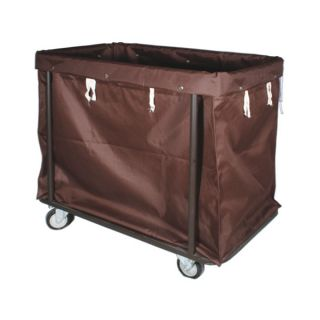 Industrial Large Laundry Cart Rolling Hotel New