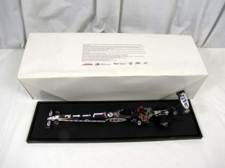 Larry Dixon 2002 Miller Lite NHRA Top Fuel Dragster   Prudhomme Racing