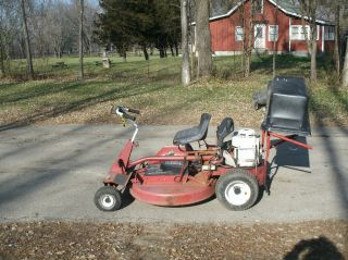 Snapper Riding Lawn Mower for Parts 3311x55