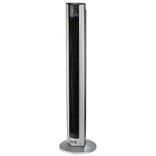 Lasko 4824 48 Xtra Air Tower Fan with Ionizer New