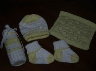 Baby Layette Gift Set