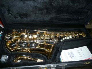 Vito by LeBlanc Student Alto Sax Saxophone with  Model
