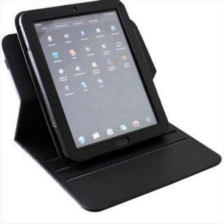 360 Degree rotate Rotating revolve Leather Case Cover for HP tab