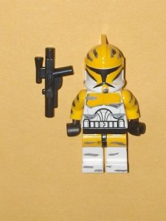 Star Wars Lego Custom Elite Clone Commander Bly Cool